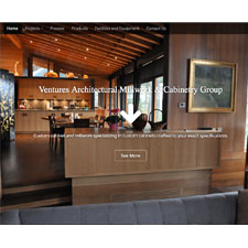Venture Architects Millwork - Web Development - Digital Marketing Strategies